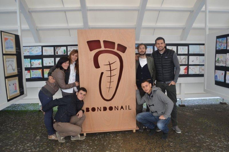 Esposizione disegni BondonAIL 2012 al Museo Tridentino di Scienze Naturali